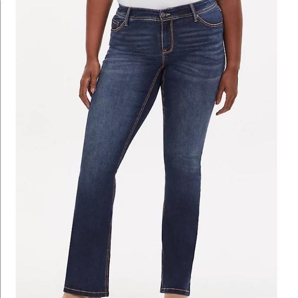 NWT Torrid Slim Boot Jeans